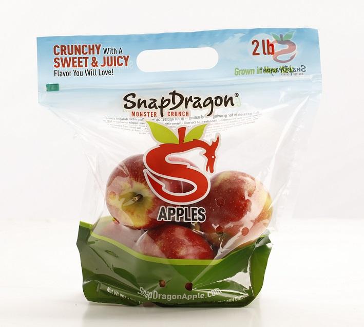 Snap Dragon Apples